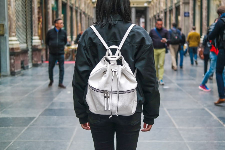 Deena & Ozzy backpack